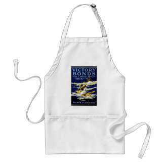 Victory Bonds Will Hlep Stop This Standard Apron