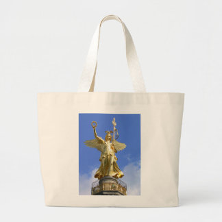 Victory column, Berlin Jumbo Tote Bag