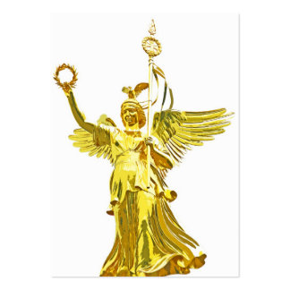 Victory Column(siegessaule),Berlin,Angel White Bac Pack Of Chubby Business Cards