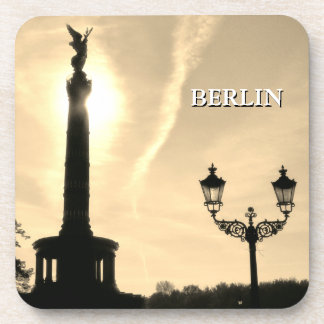 Victory-Column with street lamp 002.T, Berlin Coaster