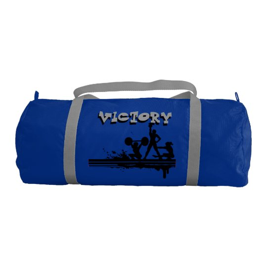 Victory Duffle Gym Bag