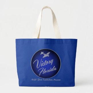 Victory Florida Jumbo Tote Bag