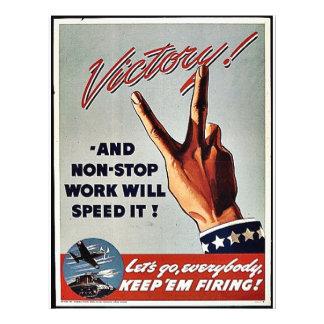 Victory Flyer Design