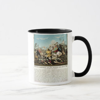 Victory Gained Over the English by Louis VIII (118 Mug