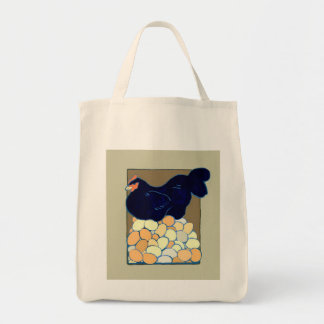 Victory Garden Grocery Tote Bag