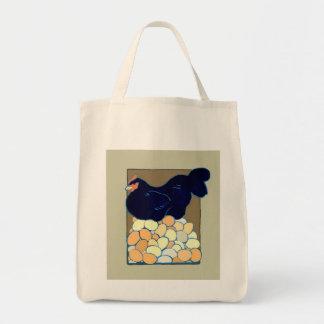 Victory Garden Canvas Bag
