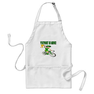Victory Is Mine Standard Apron