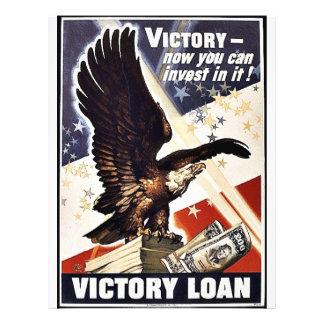 Victory Loan Flyers