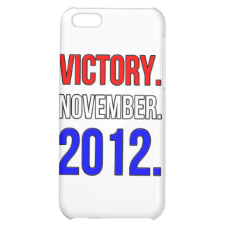 Victory November 2012 iPhone 5C Cover