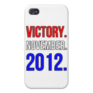 Victory November 2012 iPhone 4 Cover