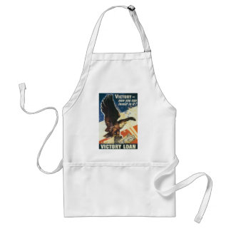 Victory - Now You Can Invest In It! Aprons