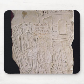 Victory of Constantine the Great over Mouse Pad