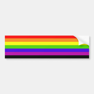 Victory Over AIDS Bumper Sticker