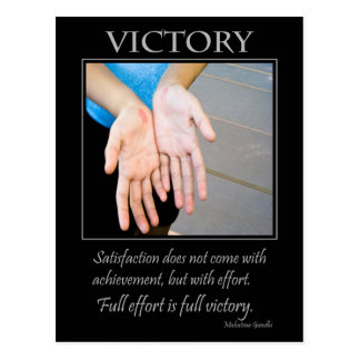 Victory Postcard