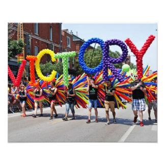 Victory Pride Photo
