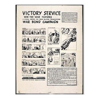 Victory Service 21.5 Cm X 28 Cm Flyer