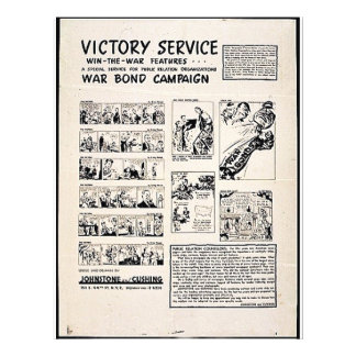 Victory Service Flyers