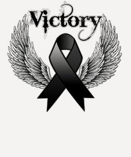 Victory Skin Cancer Survivor T-shirt