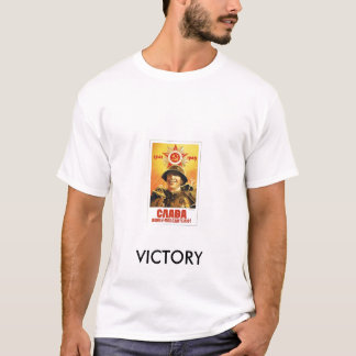 VICTORY WW2 COPY OF ORIGINAL POSTER T-Shirt