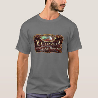 Victrola Talking Machine T-Shirt