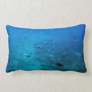 vida marina almohadas