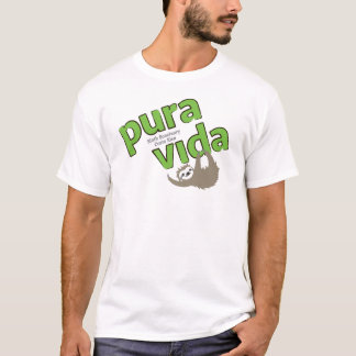 Vida Sloth Sanctuary Tee