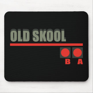 Video Game 101 at Old School Mouse Mat