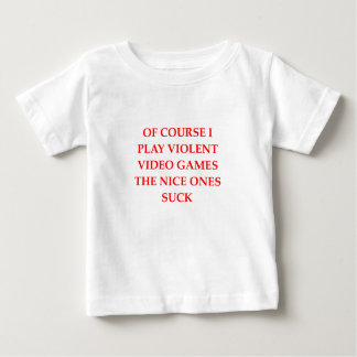 video game baby T-Shirt
