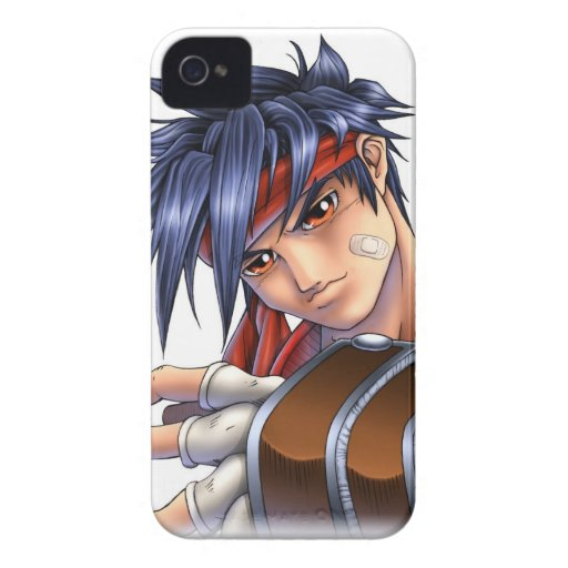 Video Game Fan Art iPhone 4 Cases