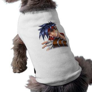 Video Game Fan Art Sleeveless Dog Shirt