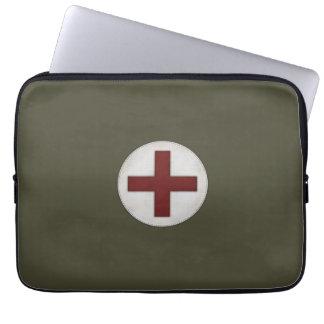 """Video Game """"Medical Kit"""" Laptop Sleeve"""