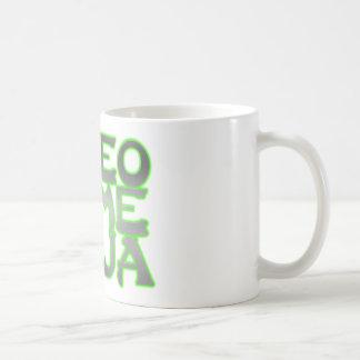 VIDEO GAME NINJA (green) Coffee Mug