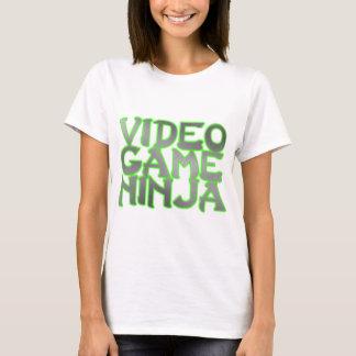 VIDEO GAME NINJA (green) T-Shirt