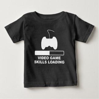 Video Game Skills Loading Tshirt