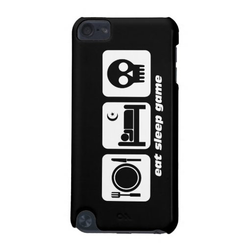 video gamer iPod touch (5th generation) case