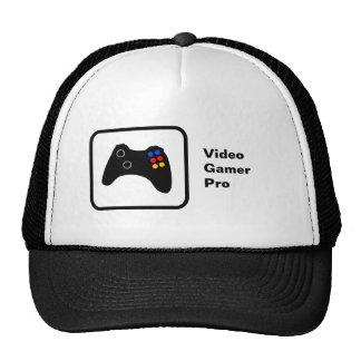 Video Gamer Pro Mesh Hats