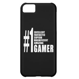 Video Games and Gamers : Number One Gamer iPhone 5C Covers