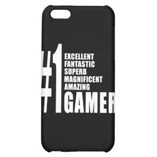 Video Games and Gamers Number One Gamer iPhone 5C Case