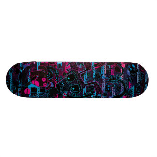 Video Games in the Dark Aleloop Skateboard