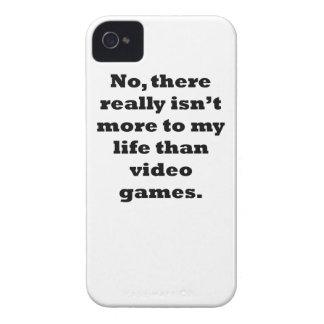 Video Games My Life Case-Mate iPhone 4 Case