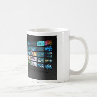 Video Marketing Across Multiple Channels Coffee Mug