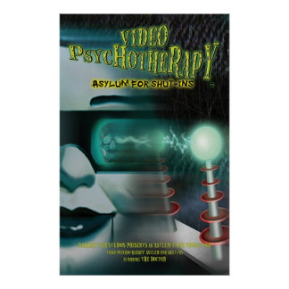 Video Psychotherapy Poster