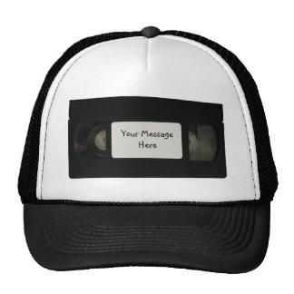 Video Tape Hat