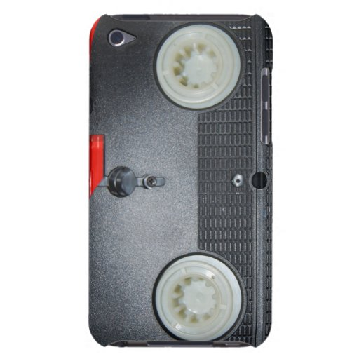 Video Tape iPod Touch Case