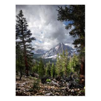Vidette Peak Meadow 2 - John Muir Trail Post Cards