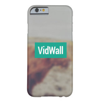 VidWall Case Apple IPhone 6 Barely There iPhone 6 Case