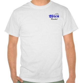 Vienna 1683 - Thanks Shirts
