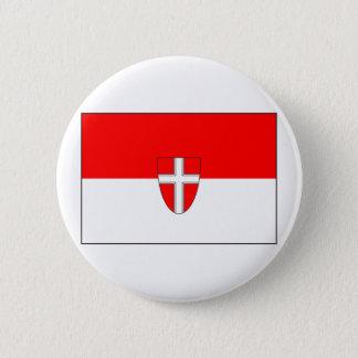 Vienna Austria 6 Cm Round Badge