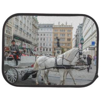 Vienna Austria Car Mat