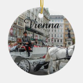 Vienna Austria Christmas Ornament